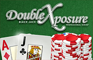 Double Exposure Blackjack Pro Series в казино Вулкан Вегас